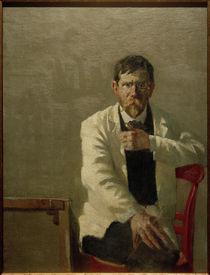Johan Rohde, Selbstporträt / um 1890 von AKG  Images