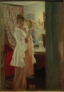 Marie Kröyer / Gemälde von P. S. Kröyer by AKG  Images