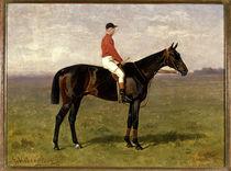 E. Volkers, Pferd und Reiter by AKG  Images