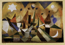 P.Klee, Sailing Boats / 1917 by AKG  Images