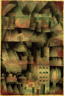 P.Klee, Dream City, 1921 by AKG  Images