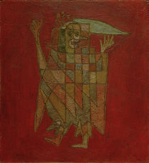 P.Klee, Allegorical Figurine / 1927 by AKG  Images