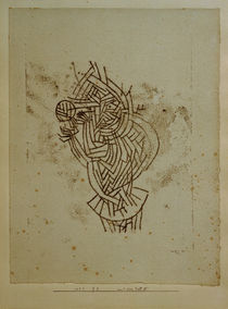 P.Klee, mit dem Ball II von AKG  Images