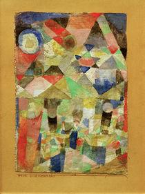 P.Klee, Schiffsternenfest / 1916 by AKG  Images