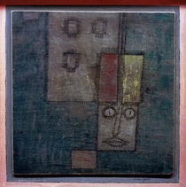 P.Klee, Hausgeist (Household Spirit) by AKG  Images