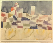 P.Klee, Architecture in the Orient/1929 by AKG  Images