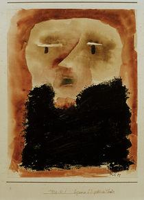 Paul Klee, Figurine groteskes Theater von AKG  Images
