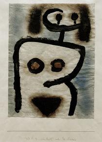 Paul Klee, Ein Antlitz auch des Leibes von AKG  Images