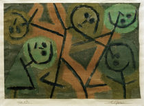 Paul Klee, Elfen by AKG  Images