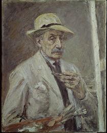 Max Liebermann / Self-Portrait / 1934 by AKG  Images