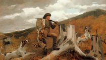 Winslow Homer / Huntsman and Dogs / 1891 by AKG  Images
