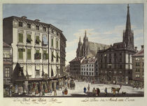 Vienna, Stock-im-Eisen-Platz / Schütz by AKG  Images