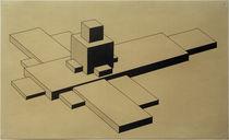 I. G. Tschaschnik, Architektonisches Projekt von AKG  Images