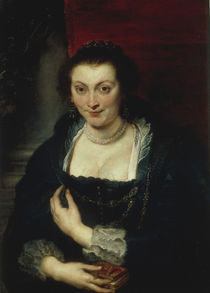 P.P.Rubens / Isabella Brant / 1625 by AKG  Images