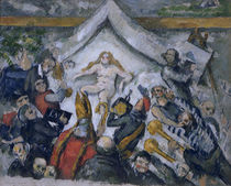 Cézanne / The Eternal Feminine by AKG  Images