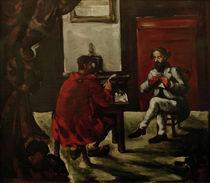 Cezanne / Alexis chez Zola / 1869/70 by AKG  Images