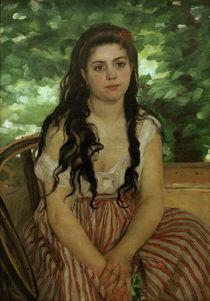 A.Renoir, Im Sommer, Studie von AKG  Images