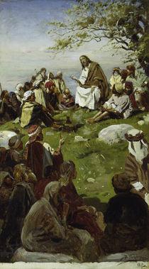 W.J.Makowski, Die Bergpredigt von AKG  Images