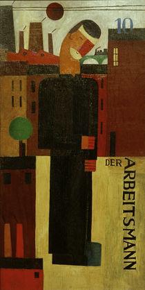 F.W.Seiwert, Der Arbeitsmann by AKG  Images