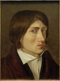 Franz Pforr, Selbstbildnis 1810/12 von AKG  Images