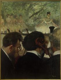 Edgar Degas, Orchestermusiker von AKG  Images