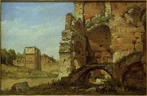 C.Morgenstern, Das Colosseum in Rom von AKG  Images