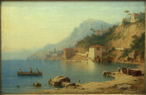 C.Morgenstern, Die Bucht von Villafranca by AKG  Images