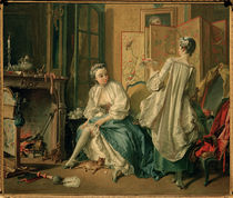 F.Boucher, La Toilette by AKG  Images