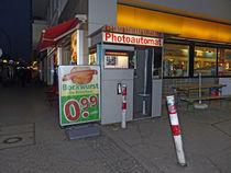 Photoautomat - Berlin Sonnenallee by schroeer-design