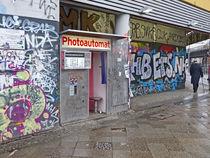 Photoautomat - Berlin Skalitzer Straße, Kotbusser Tor von schroeer-design