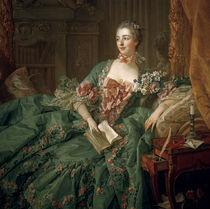 Madame de Pompadour / Boucher by AKG  Images