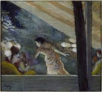 Degas, Das Konzertcafé Les Ambassadeurs by AKG  Images