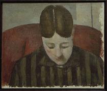 Cézanne / Portrait o. Madame Cézanne/c. 1877 by AKG  Images