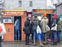 Photoautomaten - Berlin Warschauer Straße by schroeer-design