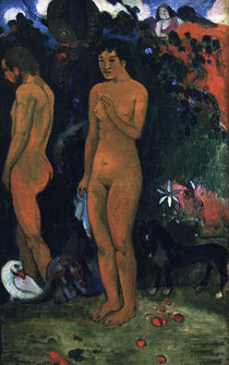 Gauguin / Adam and Eve / 1902 by AKG  Images