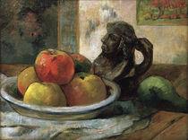 P.Gauguin, Stilleben mit Äpfeln, Birne.. von AKG  Images