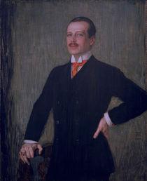 Ernst Ludwig von Hessen / Gem. v. Stuck von AKG  Images