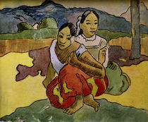 Gauguin / Study for Nafea faa ipoipo by AKG  Images
