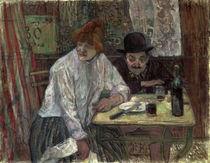 H.Toulouse-Lautrec, A la Mie von AKG  Images
