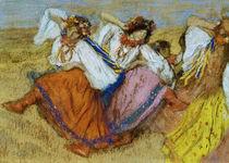 Degas / Russian dancers /  c. 1899 by AKG  Images