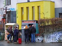 Photoautomat - Berlin Bersarinplatz by schroeer-design