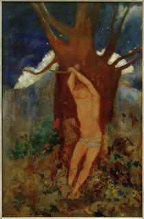 O. Redon, Der heilige Sebastian von AKG  Images