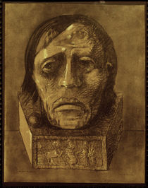 O. Redon, Nach der Hinrichtung by AKG  Images