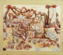 Paul Klee, Landschaft mit Agaven, 1927 von AKG  Images