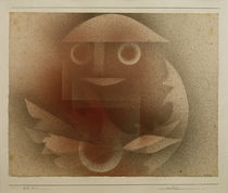 P.Klee, Der Pilz / 1925 by AKG  Images