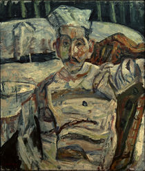 Ch. Soutine, The Cook of Cagnes / painting by AKG  Images