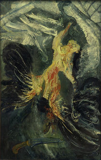 Ch. Soutine, Hanging pountry / painting 1925 by AKG  Images