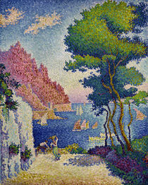 Signac / Capo di Noli near Genua / 1898 by AKG  Images