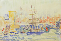 P.Signac / Marseille / 1905 by AKG  Images