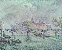 Paul Signac, Paris, Ile de la Cité by AKG  Images